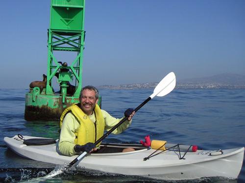 Mike Watt Kayak