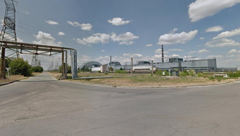 Chernobyl Street View